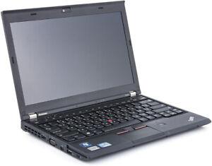 "Lenovo ThinkPad X230, 12.5"" Laptop, Core i5, HDD or SSD, 4/6/8GB RAM, Webcam"