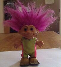 "Troll Doll-Wishnik Troll Doll - 5"" Doll - Vintage Doll- Surfer vintage Wishnik"