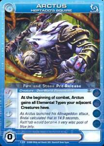 Chaotic Cards Pre-Release Arctus 110/60/75/30/65 Max CPE