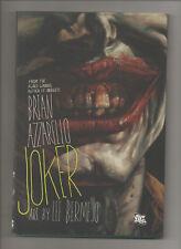 Joker - Brian Azzarello Hardcover - (Grade 9.2) 2008