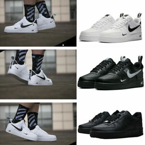 New Men's Women's AIR FORCE 1 UTILITY Low Trainers Sneakers Shoes Size UK4.5-8.5