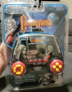 Castlevania symphony of the night BRAND NEW SEALED TIGER ELECTRONICS HANDHELD