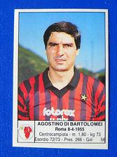 FIGURINA EDIS CALCIATORI 1985/86 - N.117 - DI BARTOLOMEI - MILAN - new