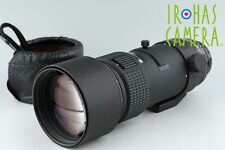 Nikon AF Nikkor 300mm F/4 ED Lens #11117F6