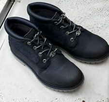 TIMBERLAND BLUE NELLIE CHUKKA WATERPROOF ANKLE BOOTS - UK 4.5, 37.5 EUR, 6.W USA