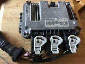 FORD FOCUS MK2 ENGINE CONTROL UNIT ECU BOSCH 1.6 TDCI 8M5112A650BF