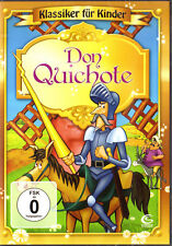 Don Quixote TOP! Classics for children: Knights adventure,Cartoon animation DVD