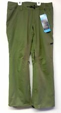 NEFF Men's TAILOR Snow Pants - Olive - XL - NWT