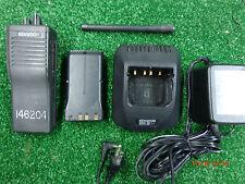 Kenwood TK290 TK-290 VHF 146-174 160ch 5watt Radio W/ Rapid charger Antenna #1