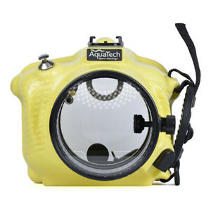 NY-7000 Aquatech Underwater Surf Housing For Nikon D7000 DSLR W/ Care Kit *Used*