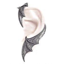 NWT A Night With Goethe Bat Wing Single Left Earwrap Earring Alchemy Gothic E376