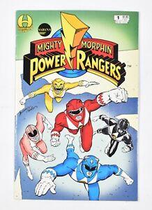 Mighty Morphin Power Rangers #1 1st Series Hamilton Comics 1994