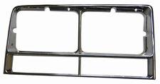1984-85 Chevrolet Celebrity Right RH Headlight Bezel Chrome New CV07024 14065368