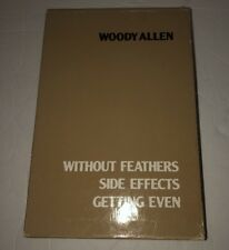 Woody Allen Comedy Box Set Side Effects Without Feathers Getting Even Paperbacks