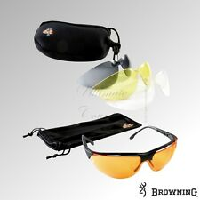 Browning Claymaster Shooting Glasses Set (12715)