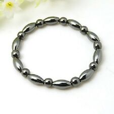 Non-Magnetic Hematite Bracelet for Arthritic Pain & Blood Pressure(D278-01)