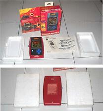 Console MATTEL Electronics ARMOR BATTLE Scontro corazzato in box Handheld 1978