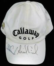 Annika and Charlotta Sorenstam LPGA Signed Callaway Golf Hat JSA Authenticated