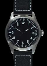 MWC 1940s Pattern Classic 46mm Limited XL Military Pilots Watch CLIX/SS/ND