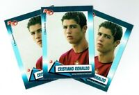 3) Cristiano Ronaldo 2004 Rookie Review #94 Card Lot Manchester United/Portugal