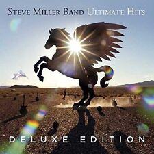 STEVE MILLER BAND - ULTIMATE HITS (2CD DELUXE)  2 CD NEU