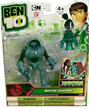 "BEN 10 Alien 4"" Water Hazard Cartoon Network New 2011 Factory Sealed"