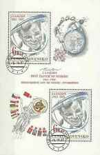 Timbres Cosmos Tchécoslovaquie BF49 o lot 20282