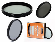 58mm Circular Polarizing CPL C-PL Filter Lens Protector for Canon Rebel 18-55mm