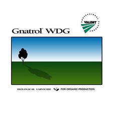 1 pound GNATROL BTI Gnat Control. Kill / eliminate fungus flies / plant flies