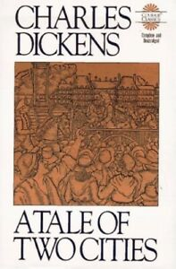 A Tale of Two Cities (Literary Classics) by Dickens, Charles Hardback Book The