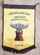 Chile Army Ejercito Pennant Escuela Militar Libertador Bernardo O´Higgins