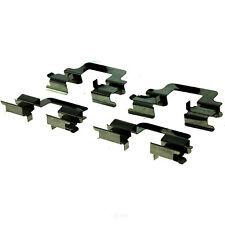 Disc Brake Pad Set Rear Centric 104.13861