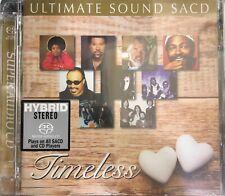 Timeless Ultimate Sound SACD Lionel Richie Michael Jackson Stevie Wonder No.<15