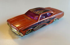 Hot Wheels IMPALA 65 Mattel Speed Machines Macchina Car Vintage