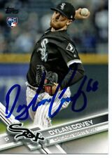 Dylan Covey Chicago White Sox 2017 Topps Update Rookie Signed Card