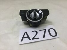 10-16 MERCEDES W212 E350 FRONT LEFT HEADLIGHT HEADLAMP CONTROL SWITCH OEM D A270
