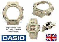 Genuine Casio Bezel for G-9000-8 G-9000 (Beige) - Watch Case Shell Front Cover