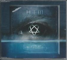 HIM - Wings of a butterfly PROMO CD SINGLE 1TR (SIRE) 2005 (PRO15567)
