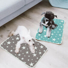 Waterproof Washable Reusable Pet Bed Pad Breathable Dog Puppy Pee Pads Mats 🔥