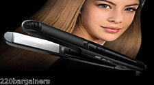 "Braun ST510 1"" Slim Flat Iron 110-220 Volt Ceramic Hair Straightener 110/220V"