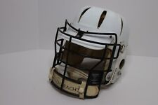 Vintage Bacharach Lacrosse Helmet White 33 LHN W/ Chinstrap