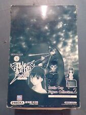 FATE STAY/NIGHT Bottle Cap Figure collection 2 Trading Figure display box