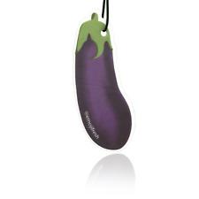 EmojiFresh Eggplant Emoji Car Air Freshener (3 Pack)