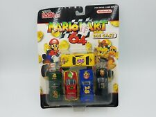 Racing Champions - Nintendo Mario Kart Die Cast Cars - New in package - RARE