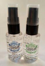 Cougar 30ml Aloe Retinol Day Serum & ProAge Renew Night Serum * galvanic gel *