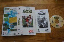 Fifa International Soccer (Panasonic 3do) Complete in Box GREAT Shape
