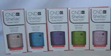 CND SHELLAC GEL POLISH SWEET DREAMS COLLECTION 5 COLOR SET