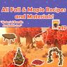 Animal Crossing New Horizons: Maple / Autumn / Fall DIYs & Materials Bundles!