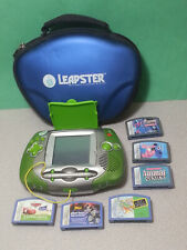 LeapFrog LEAPSTER Console with 6 Games
