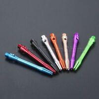 6pcs Professional Dart Barrel Aluminum Dart Shafts Darts Shafts Dart Stems 2BA
